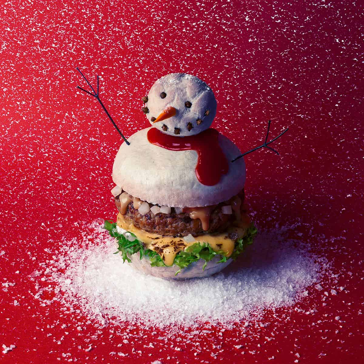 Burger des neiges