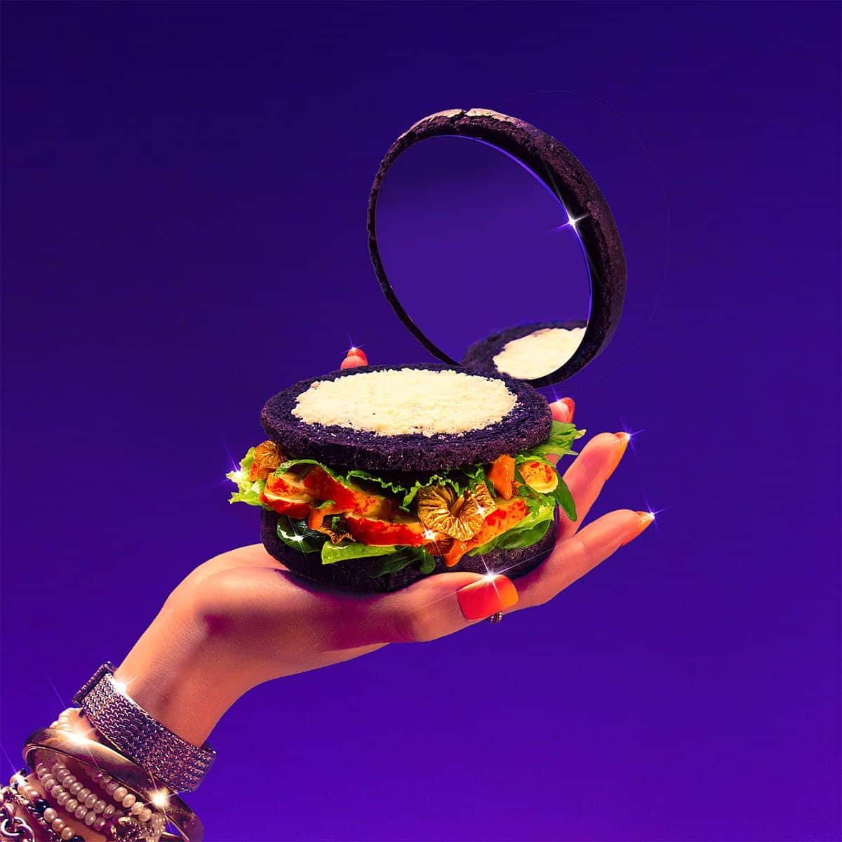 It Girl Burger
