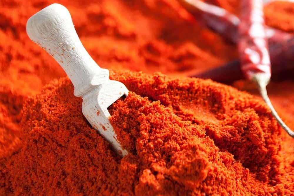 paprika  Condimentele - ghid de utilizare paprika