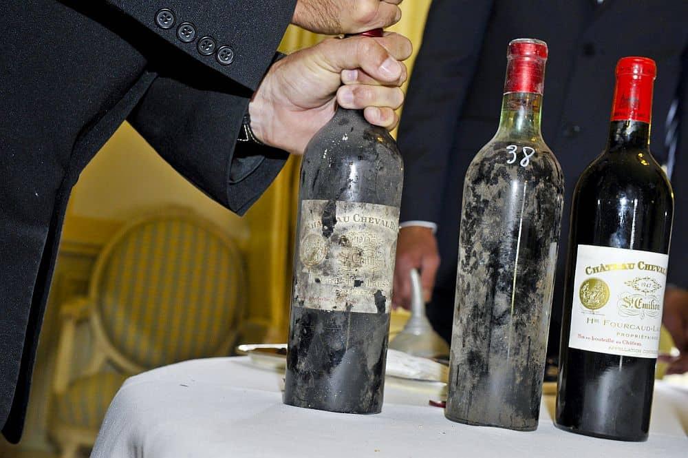Chateau Cheval Blanc, 1947