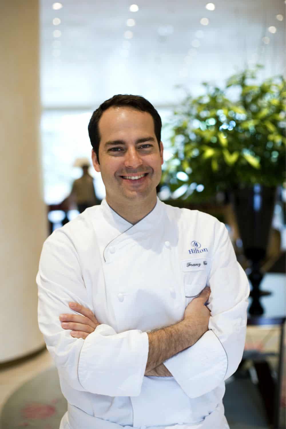 Chef Franz Conde