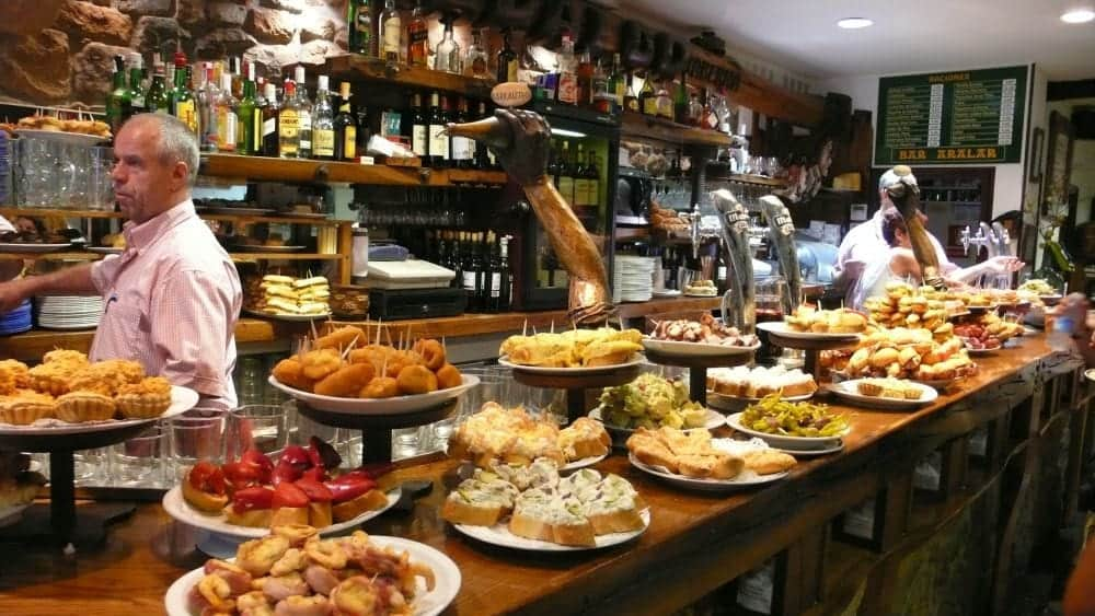 5 reguli de a comanda tapas când ești în Spania tapas bar