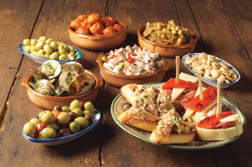 5 reguli de a comanda tapas când ești în Spania tapas1