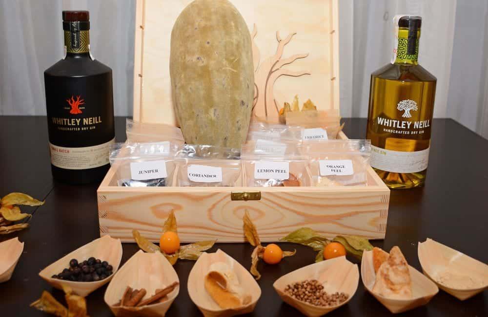 Whitley Neill Gin S-a lansat Whitley Neill, ginul inspirat de aromele Africii whitley