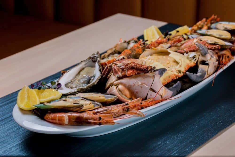 dancing lobster Dancing Lobster, locul unde mâncarea portugheză te poartă pe malul Atlanticului IMG 5435