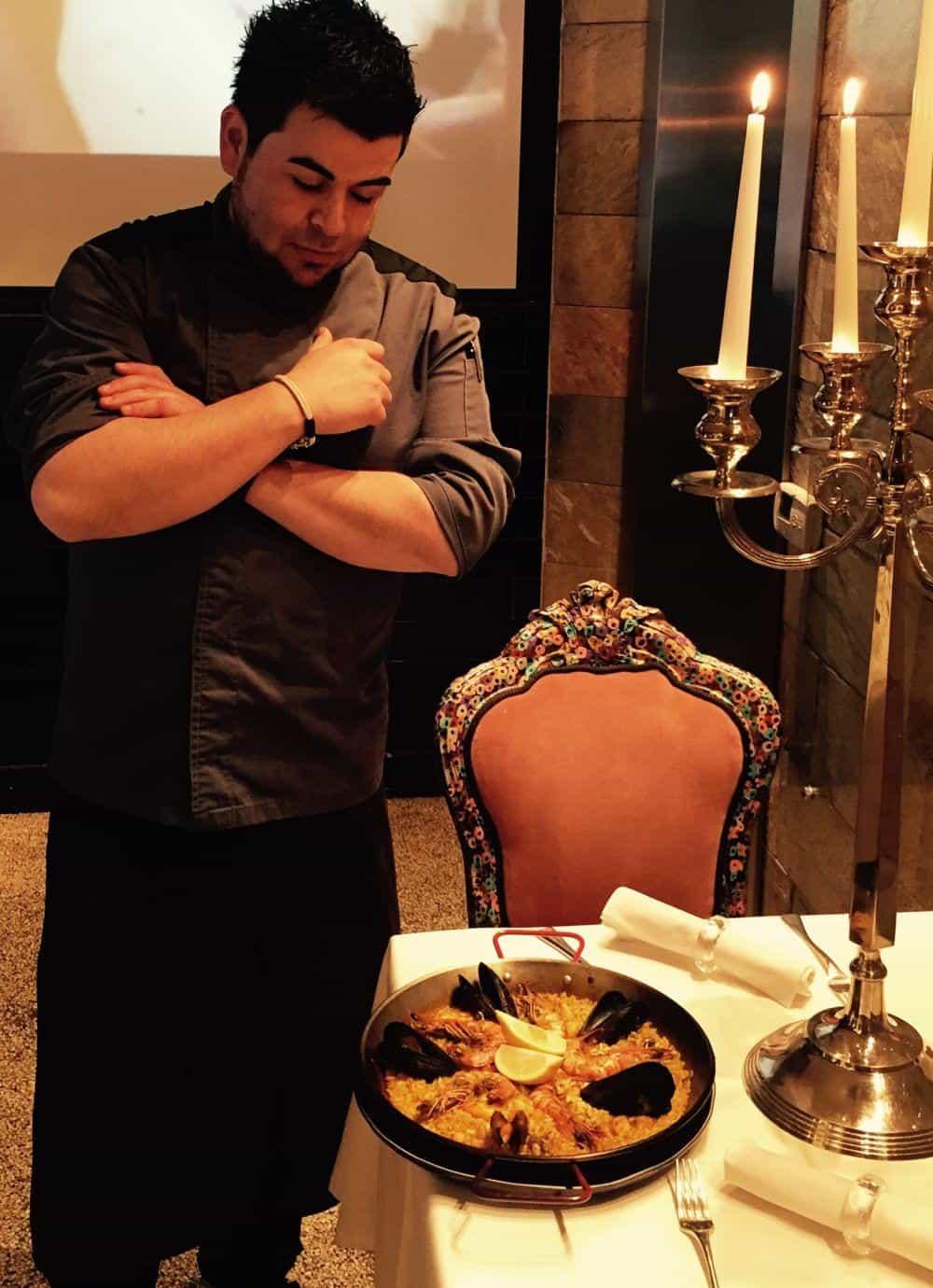 chef velasquez Portret de chef: Cesar Velasquez chefvelz