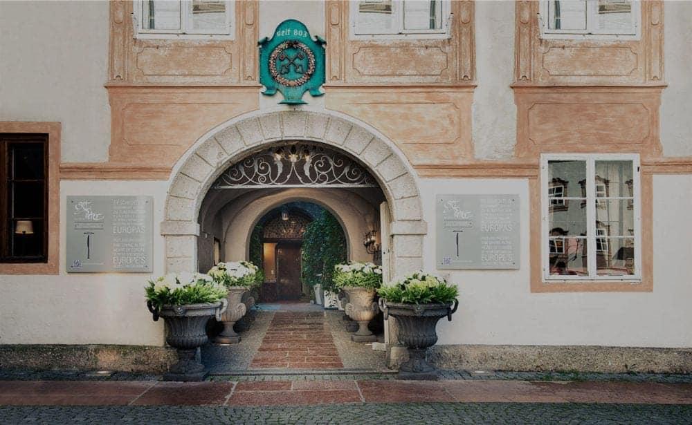3 restaurante din Salzburg în care am mâncat ca niște burghezi st peter