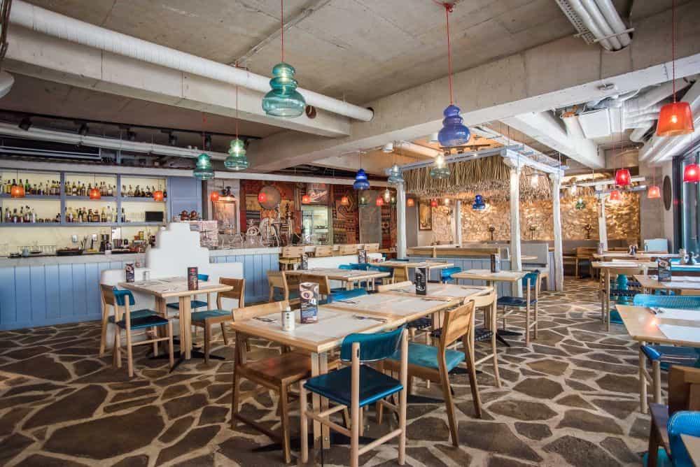 restaurantul divan Restaurante de top: Divan (București) rest divan 1