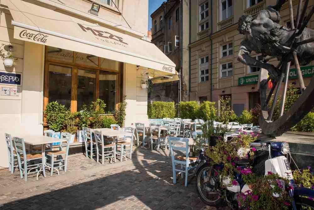 Restaurante de top: Meze Taverna (București) meze 777