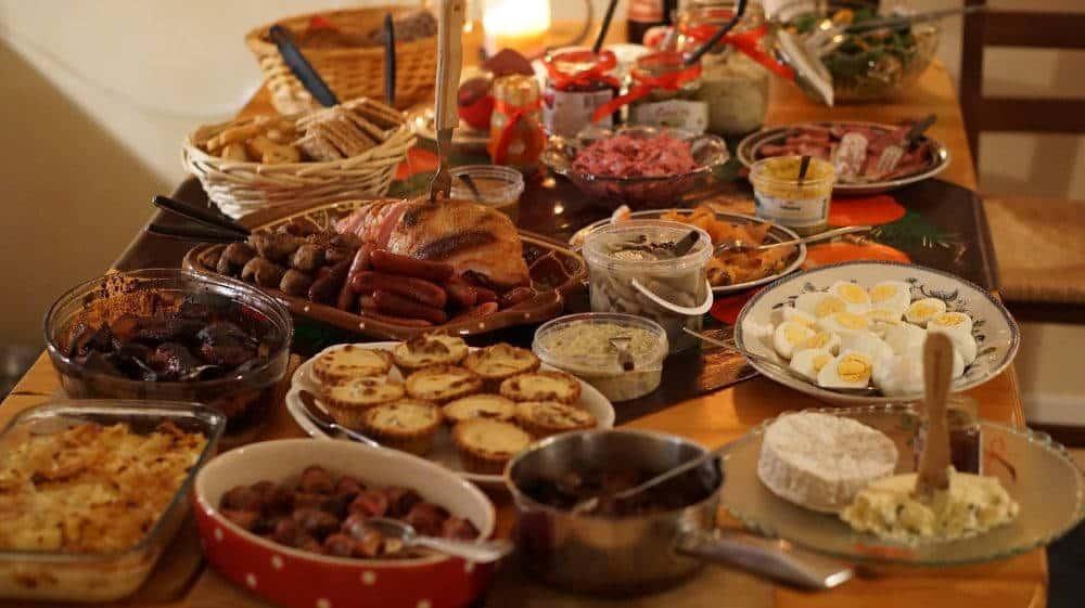 masa de craciun Ce se mănâncă la masa de Crăciun în 15 țări ale lumii Joulup  yt   finlanda