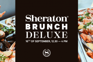 brunch sheraton