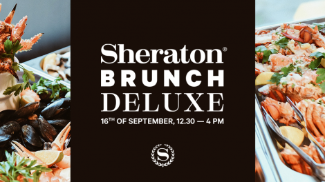 brunch sheraton