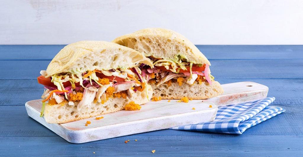sandviș pui