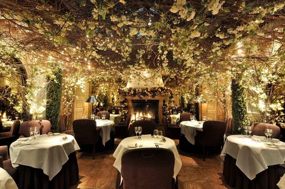 Clos Maggiore, cel mai romantic restaurant din Londra