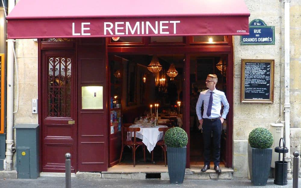 Le Reminet - atmosferă romantic-pariziană