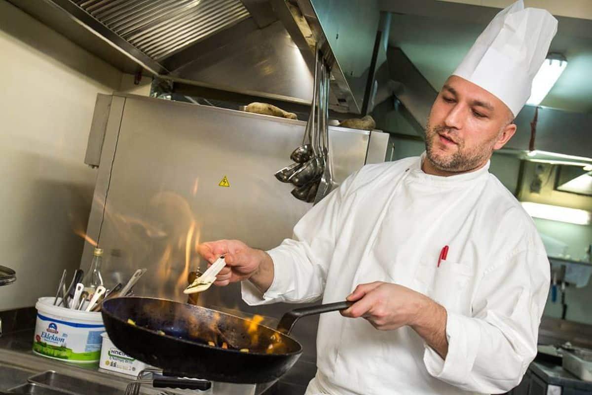 Chef Florin Ivan
