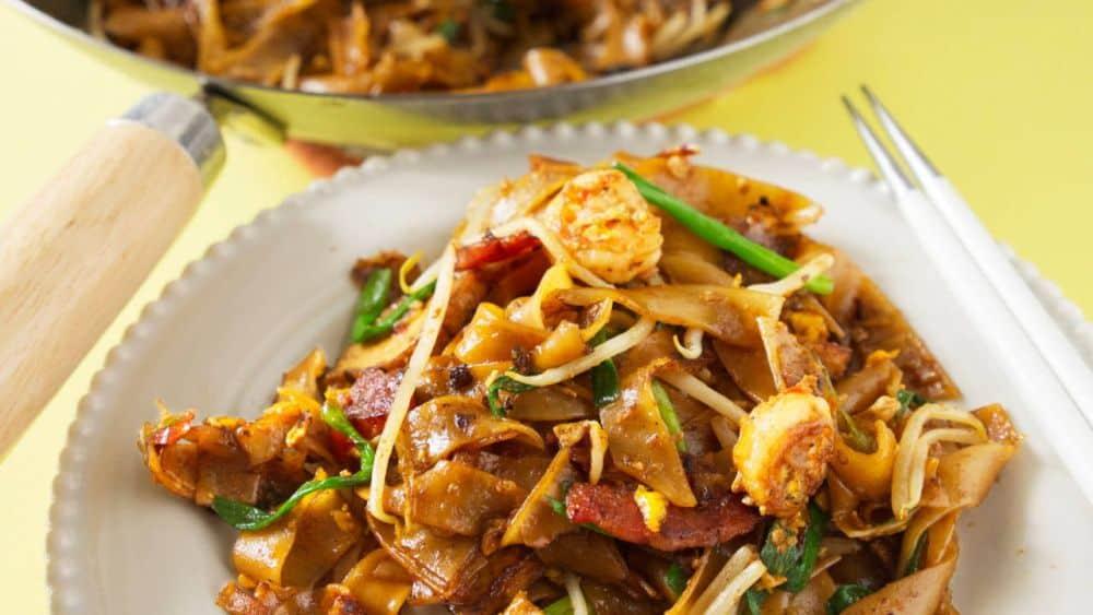 Guay Teow mâncare thailandeză