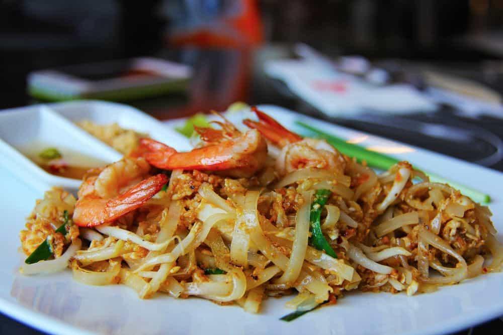 pad thai mâncare thailandeză