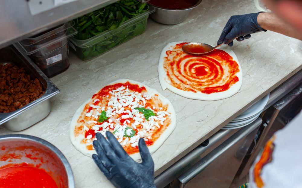 pizza napoletană