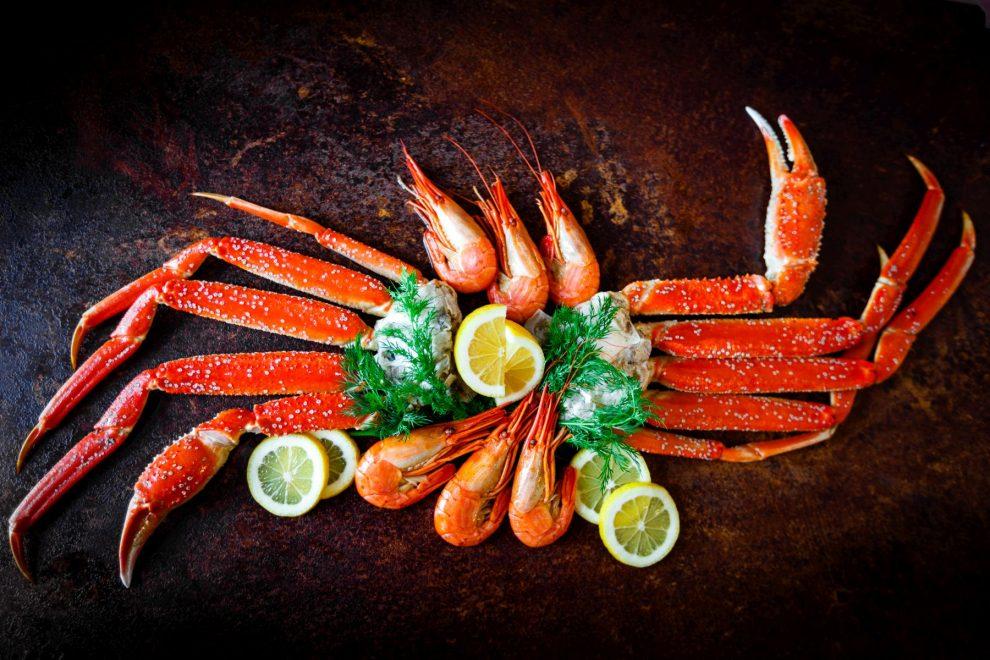 picioare de crab
