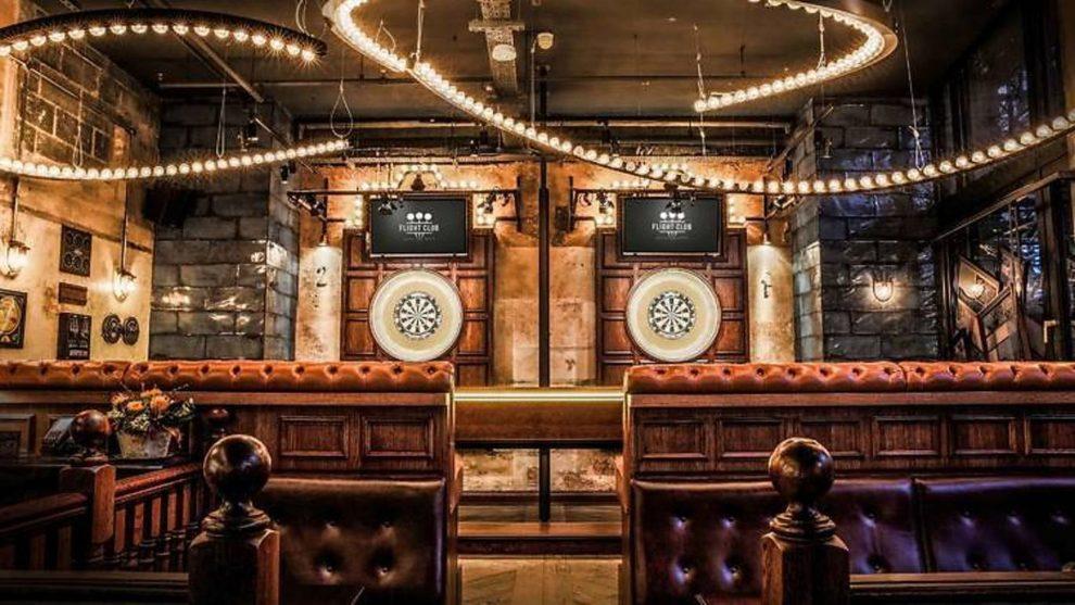 darts pub