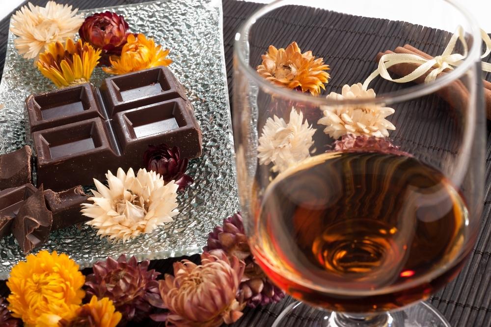 rom ciocolata