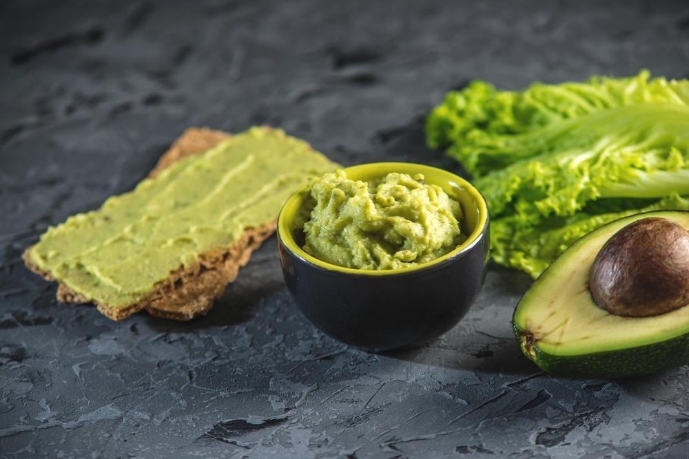 pulpa de avocado alimente vegane care pot înlocui untul
