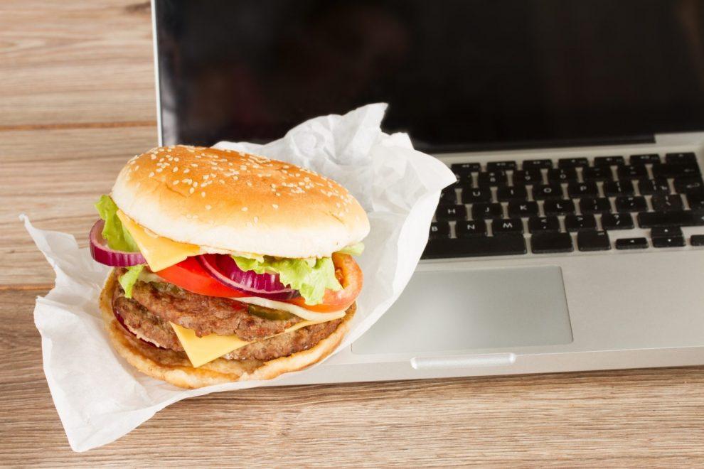 burger langa laptop