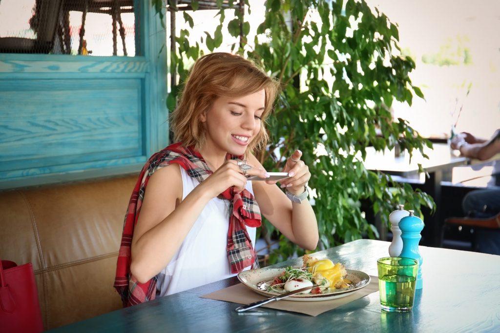 lumina naturala cum să pozezi mâncarea