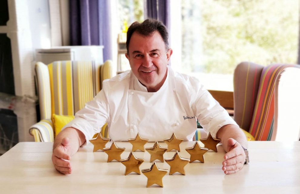 Chef Martin Berasategui